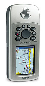 Garmin GPSMAP 76C color GPS приемник